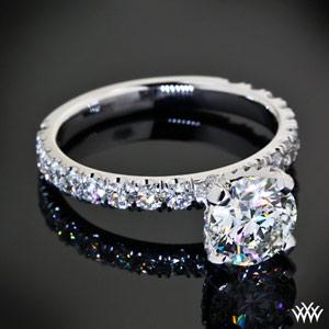 Britney Spears Diamond Engagement Ring