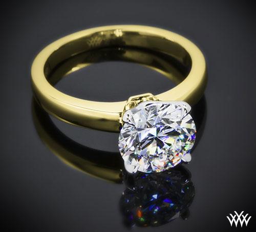 Broadway Engagement Ring