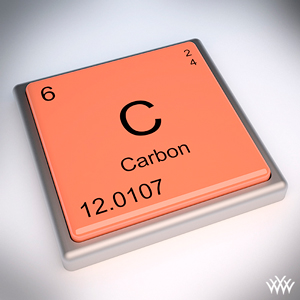Carbon Periodic Table Block