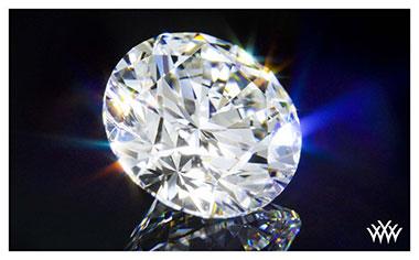 A CUT ABOVE Hearts and Arrows Diamond Whiteflash 2013 Calendar