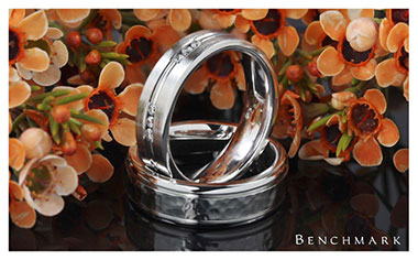 Benchmark Wedding Rings Whiteflash 2013 Calendar