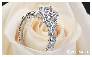 Verragio Insignia Diamond Engagement Ring Whiteflash 2013 Calendar