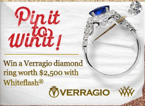 Verragio Engagement Ring Pinterest