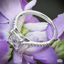 Vatche Inara Pave Engagement Ring