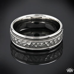 fit eternity jewelers comfort reeds band benchmark designers bridal black bands titanium