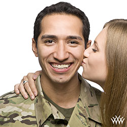 Military Engagement Ring Discount