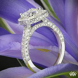 Pre Set Diamond Engagement Ring