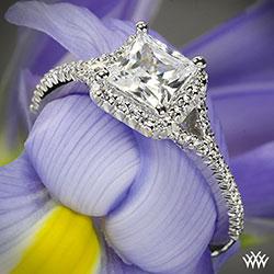 Ritani Bella Vita Engagement Ring