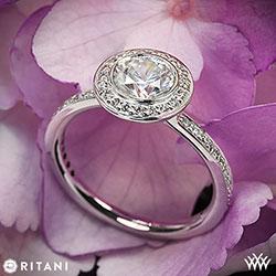 Ritani Endless Love Diamond Ring