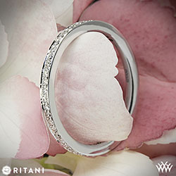 Ritani Endless Love Wedding Ring