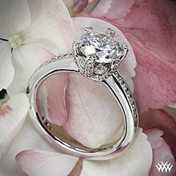 The Ritani Setting Engagement Ring