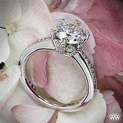 The Ritani Setting Engagement Ring