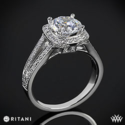 Ritani Masterwork Diamond Ring