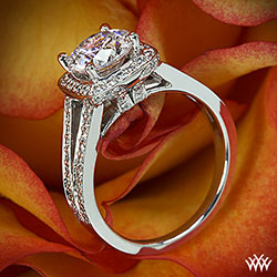 Ritani Masterwork Engagement Ring