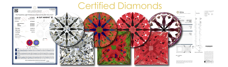 Certifed Diamonds