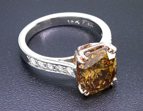 cognac-diamond-ring
