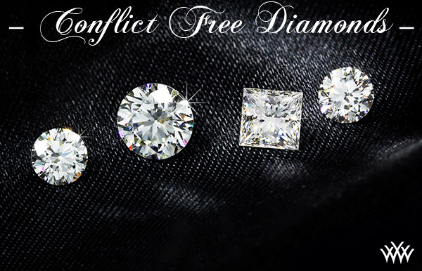 Conflict Free Diamonds at Whiteflash