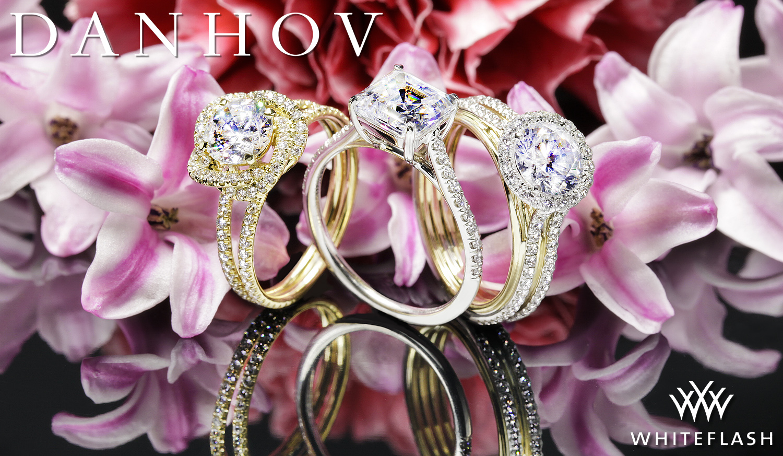 Danhov Engagement Rings