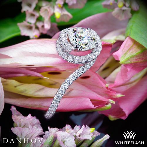 Danhov AE100 Engagement Ring