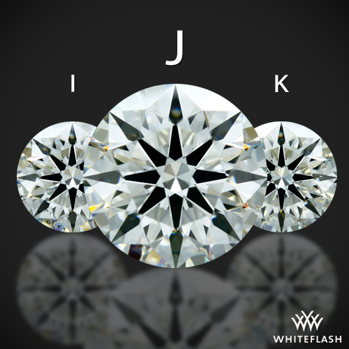 J Colored Diamond