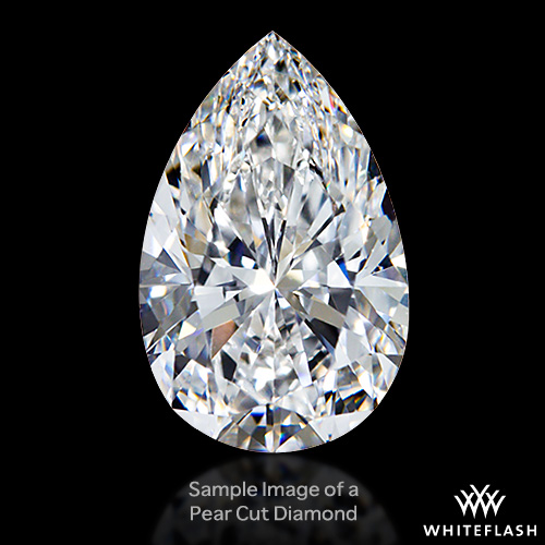 Pear Diamond