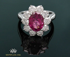 diamond-floweret-ring