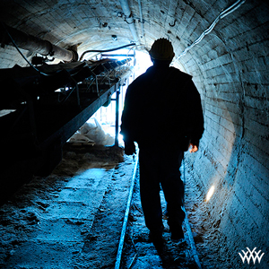 Diamond Miner Inside Mine