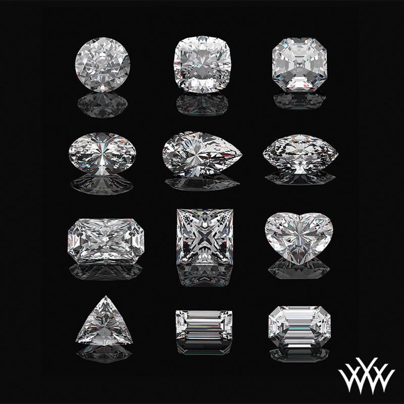 Most Popular Fancy Diamond Shapes Top Diamond Cuts