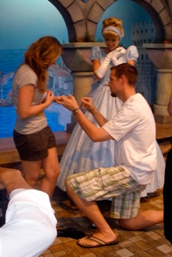 Disney Inspired Proposal