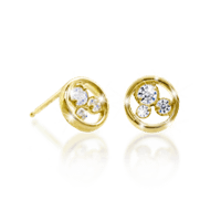 """Dreams of Africa™"" Diamond Earrings"