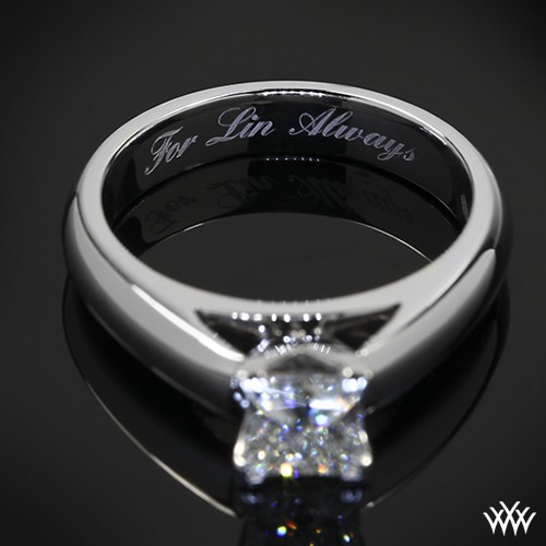 Engraving Ideas For Wedding Bands: Jewelry And Ring Engraving