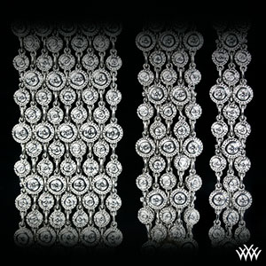 Enmeshed-Diamond-Bracelets