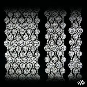 Enmeshed-Diamond-Bracelets