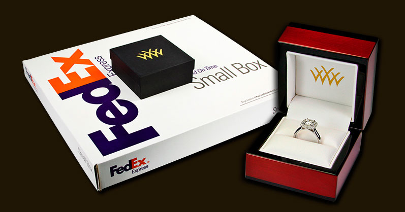 Free FedEx Saturday Delivery with Whiteflash