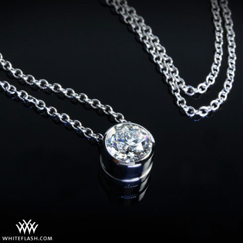 I Heart You: Choosing a Diamond Pendant