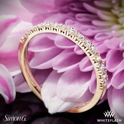 Simon G Passion Diamond Wedding Ring