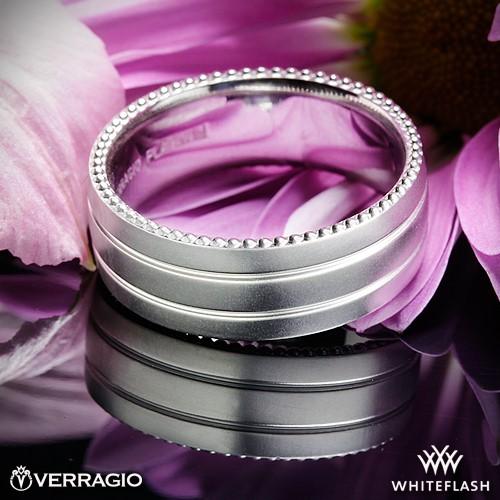 Verragio Channeled Wedding Ring