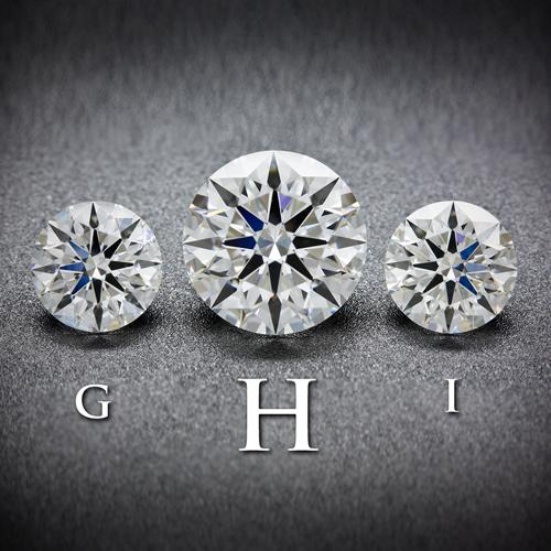 H Color Diamonds