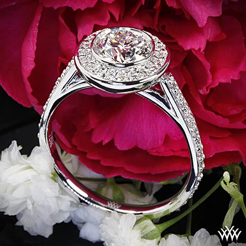 Halo Engagement Ring style