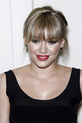 hilary duff wedding