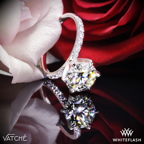 Vatche Diamond Engagement Ring