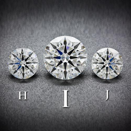 I Colored Diamond