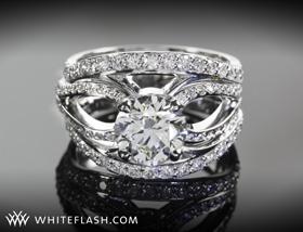 Lgbt Wedding Rings 65 Fresh Square wedding ring wrap