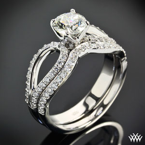wedding unique rose symbol her infinity eternity birthstones rings of engagement promise with ring size diamond band for full gold bands