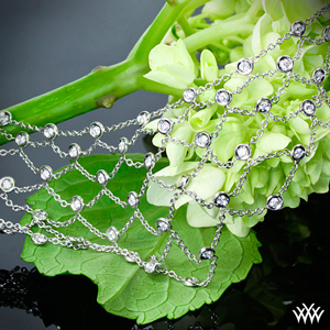 Intrigue Diamond Necklace