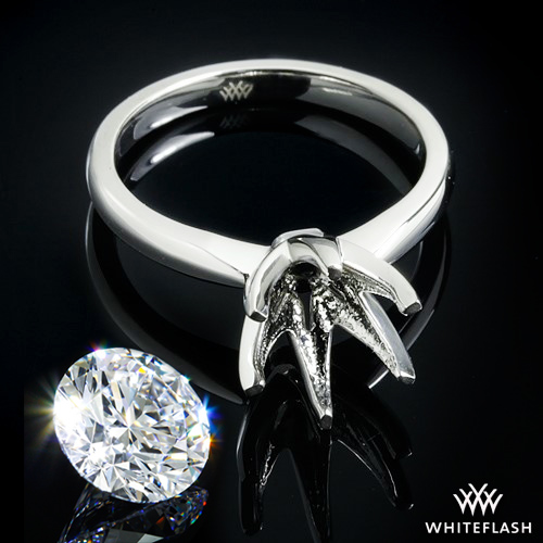 Loose Diamond and Engagement Ring