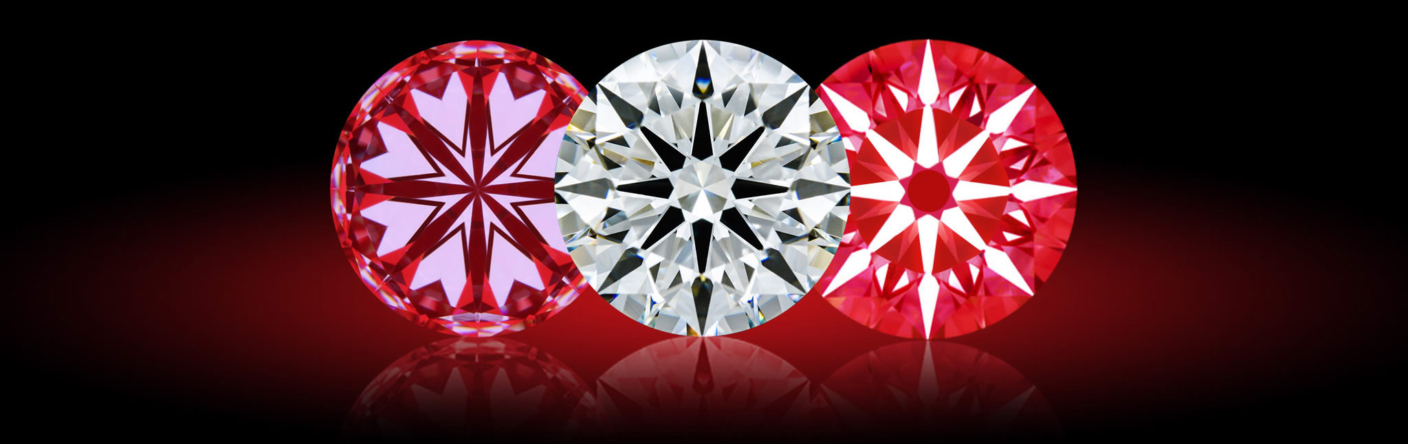 Hearts and Arrows Diamonds