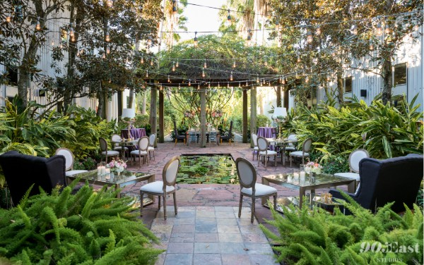 The Best Outdoor Wedding Venues In Houston Texas