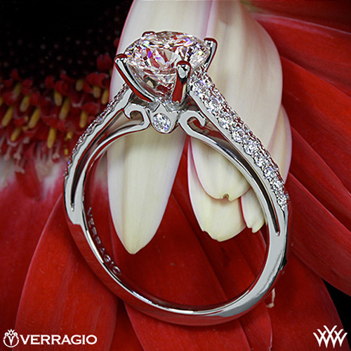 Verragio Pave Engagement Ring