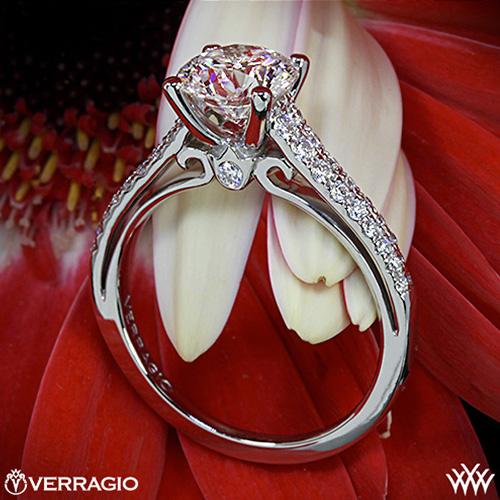 Verragio Pave Engagement Ring